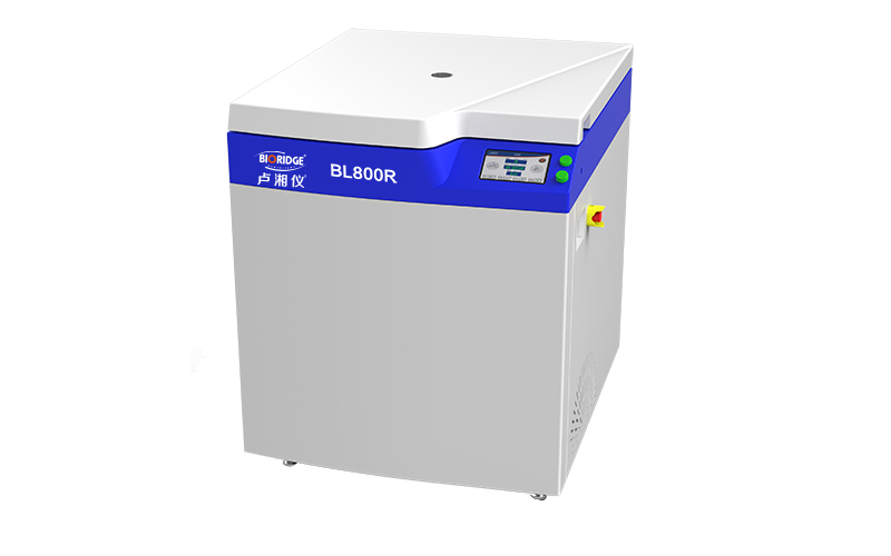 BL800R超大容量冷冻离心机