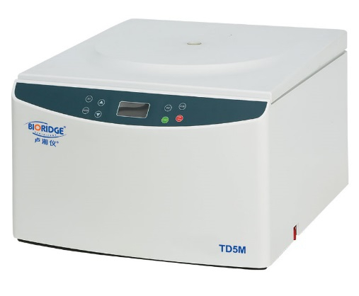 TD5M 多管架自动平衡离心机